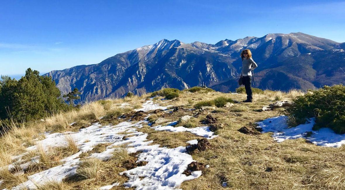 easy trek pyrenees canigou