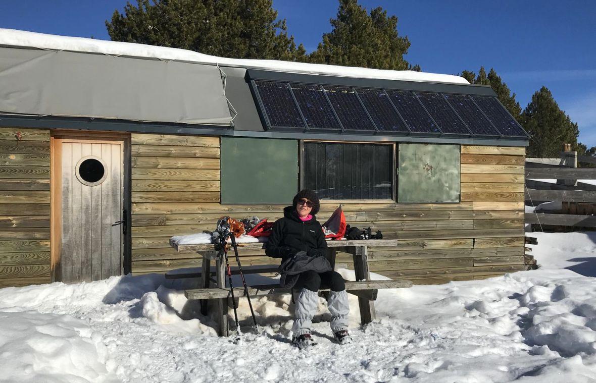 Refuge pastoral Bernardi - Station des ski des Angles