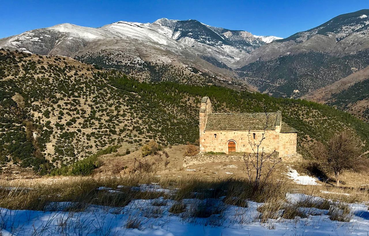 village abandonné pyrenees
