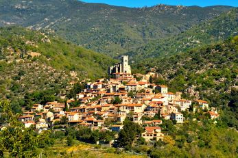 lieux tournage film serie pyrenees orientales