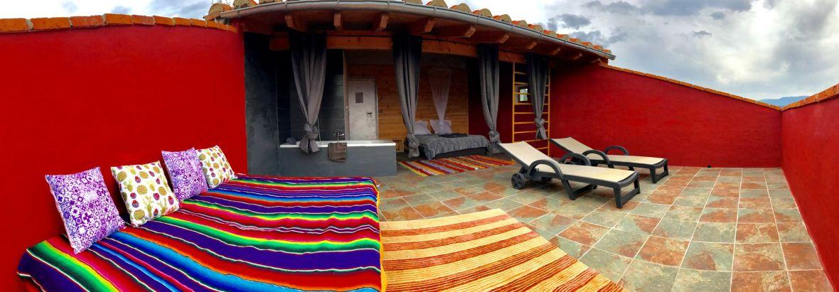 nuit insolite toit terrasse etoile