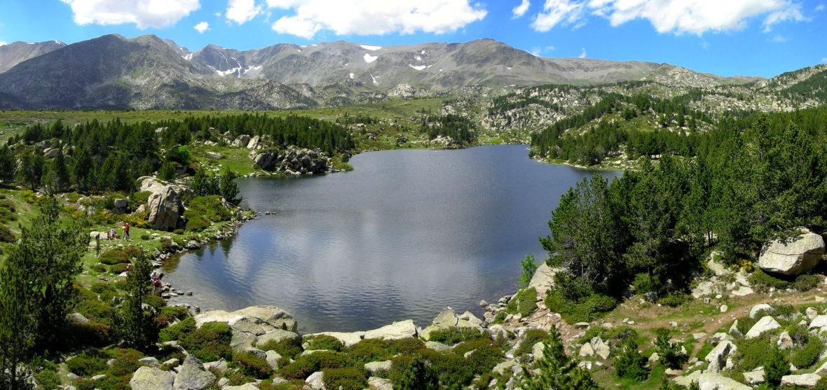 location paddle montagne font romeu