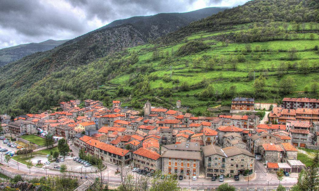 village catalan boucle circuit découverte