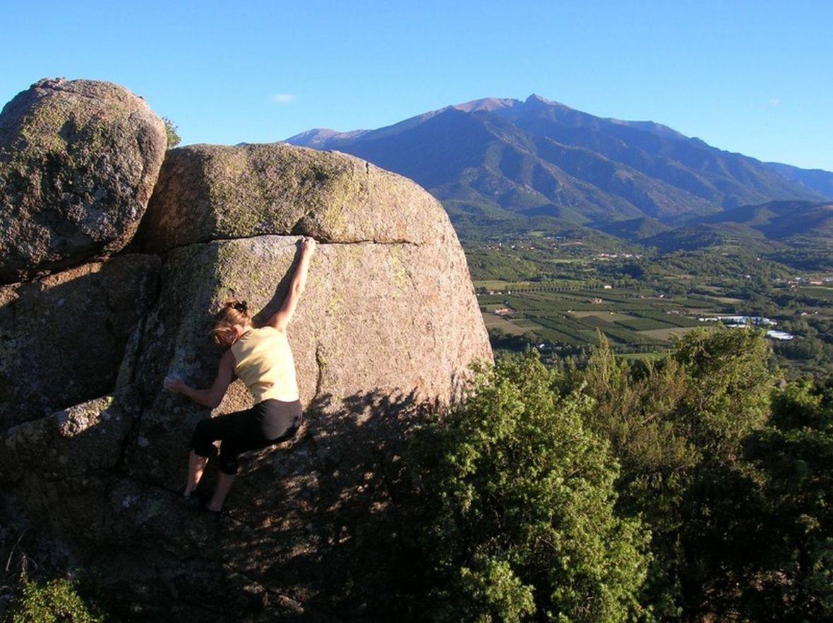 seance bloc escalade eus targassonne