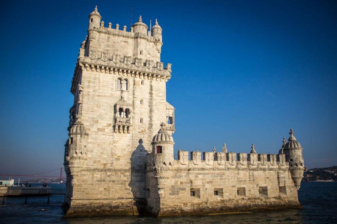 Tour de Belem à Lisbonne