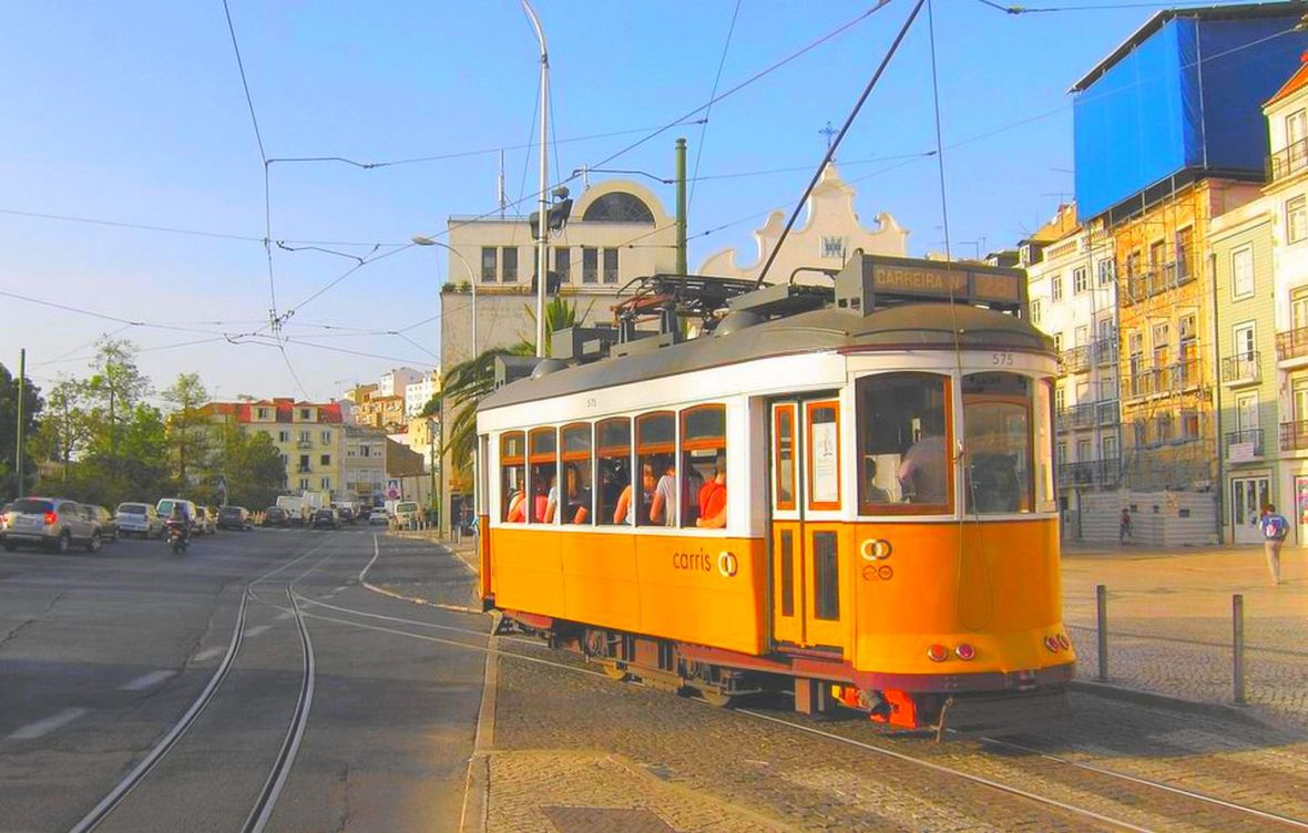 tram28 lisbonne visite quartier typiques