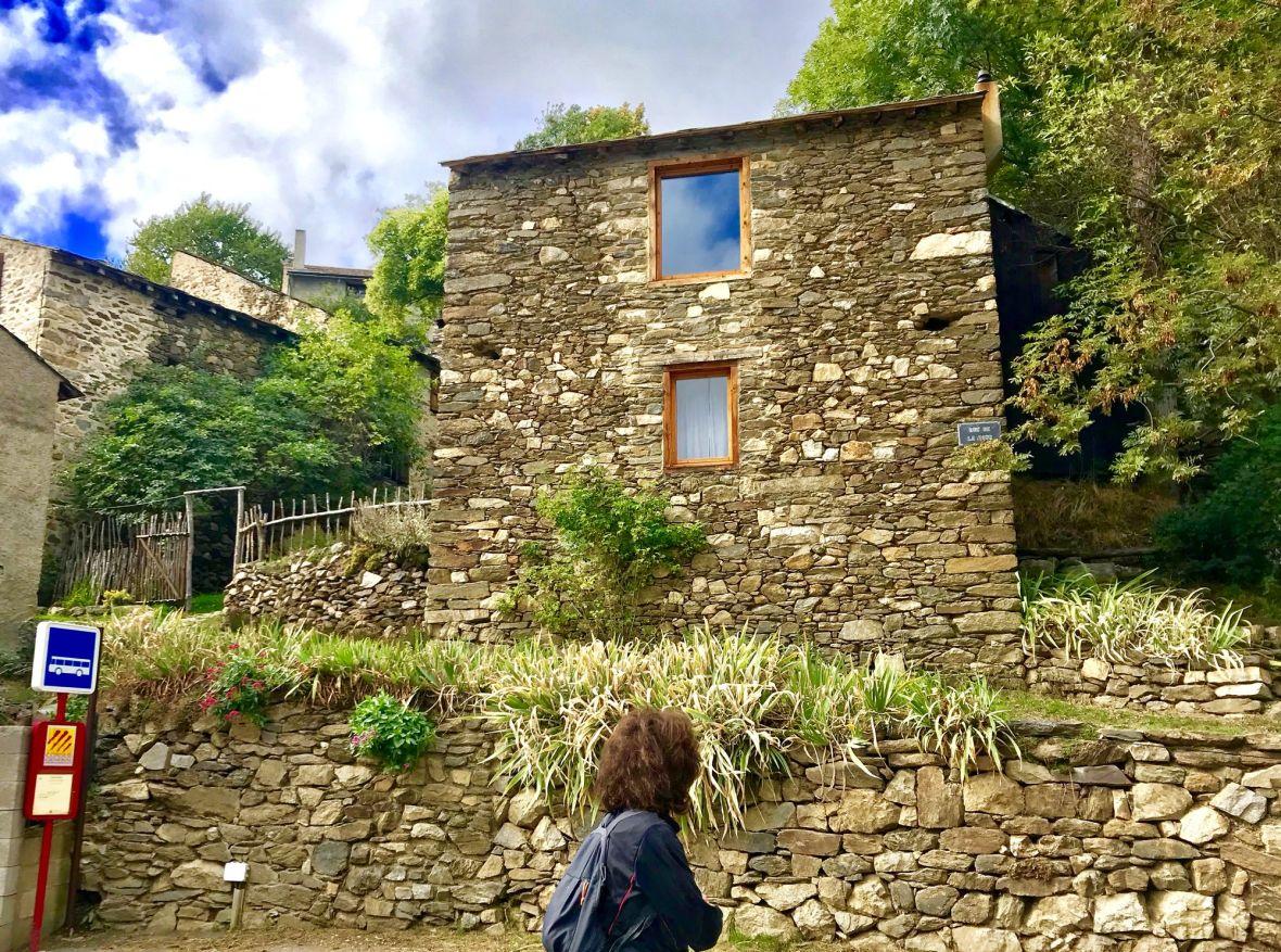 Maison en schistes - Pyrénées Orientales LLAR 66