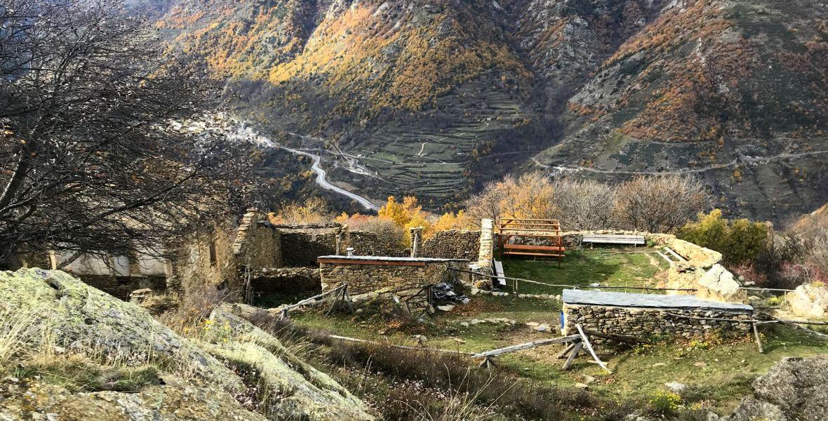 Dona Pa refuge thues entre valls bains chauds randonnée naturelle