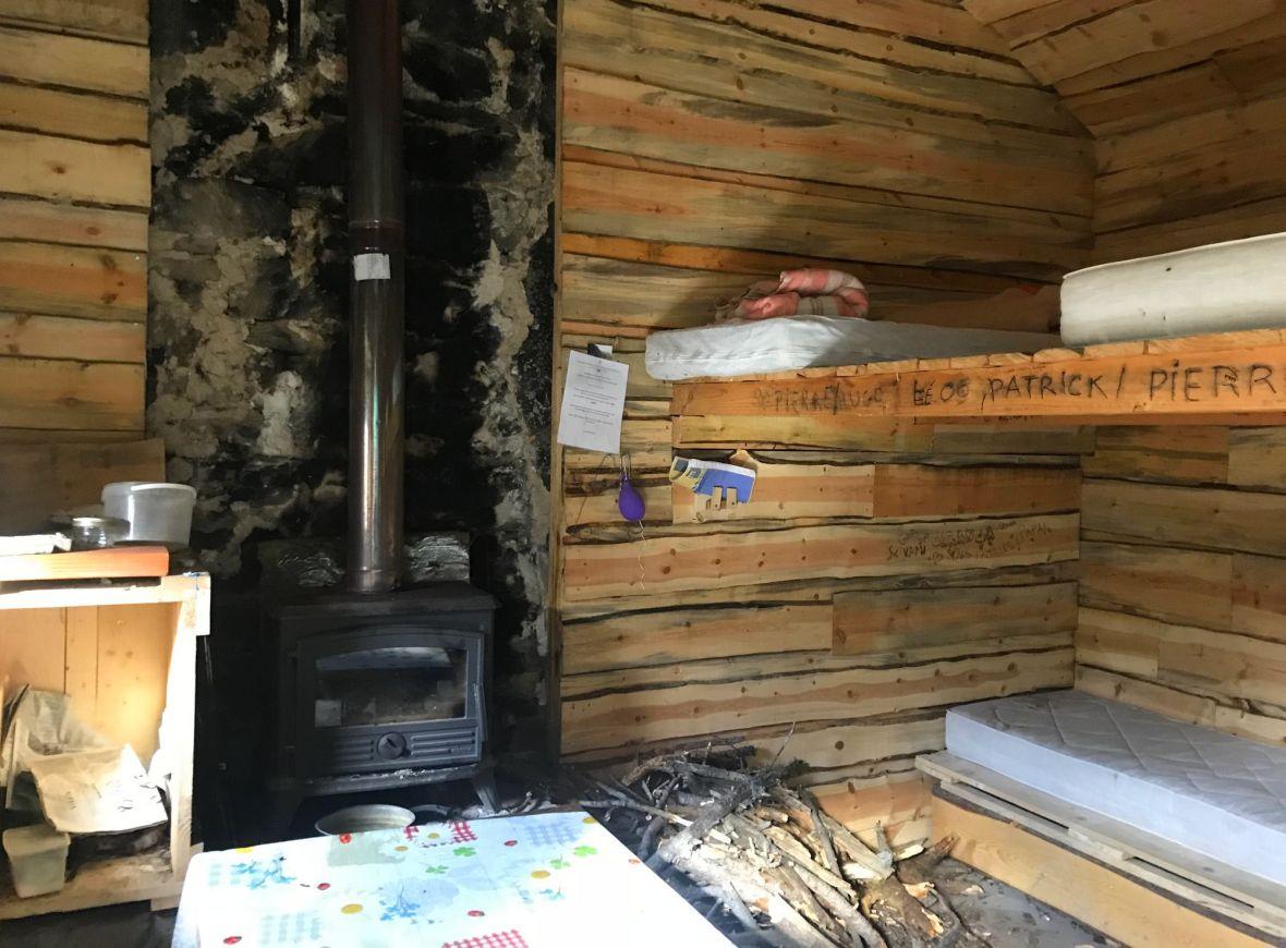 Dona Pa refuge thues entre valls bains chauds randonnée nature