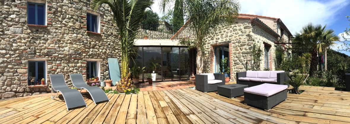 Casa ilicia - maison d'hôtes de charme dans un des plus beaux villages de France spa