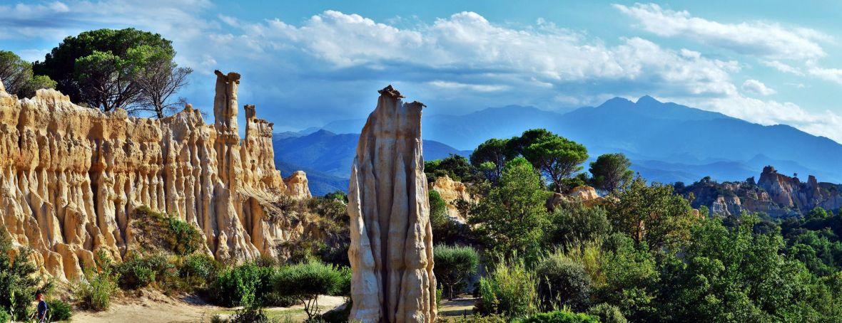 mini desert proche toulouse bardenas pyrenees