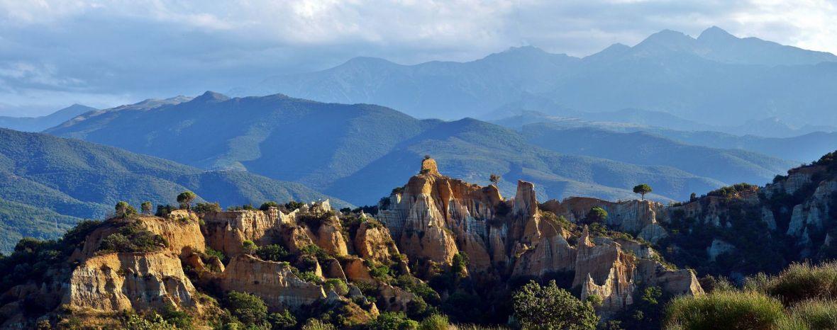 paysage desert occitanie