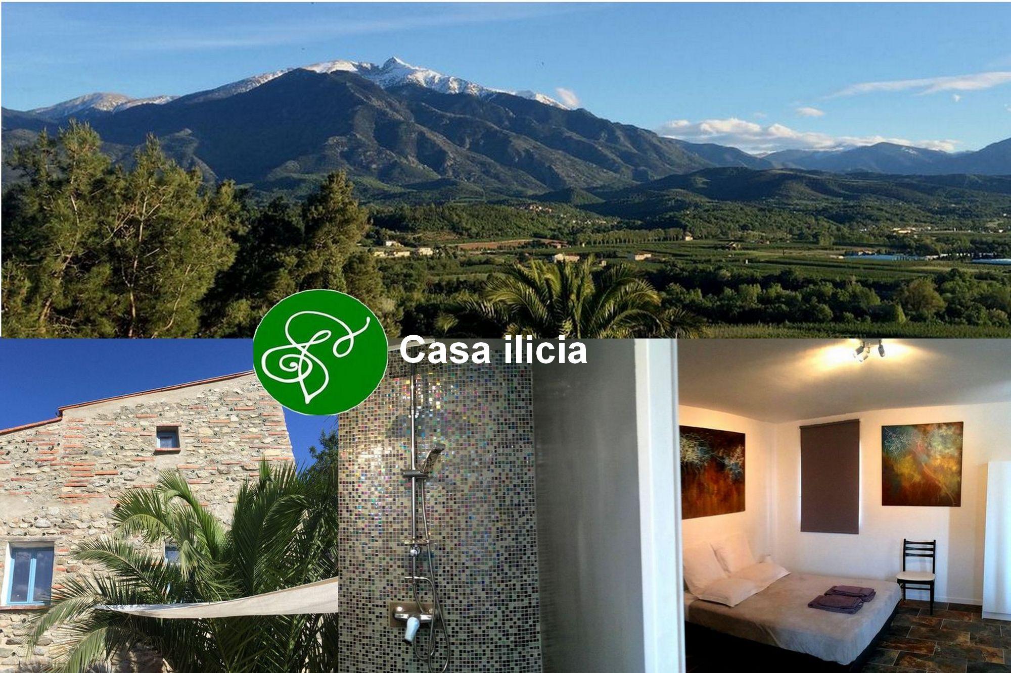 maison d'hotes proche Prades région Prades et Vinça hotel de charme