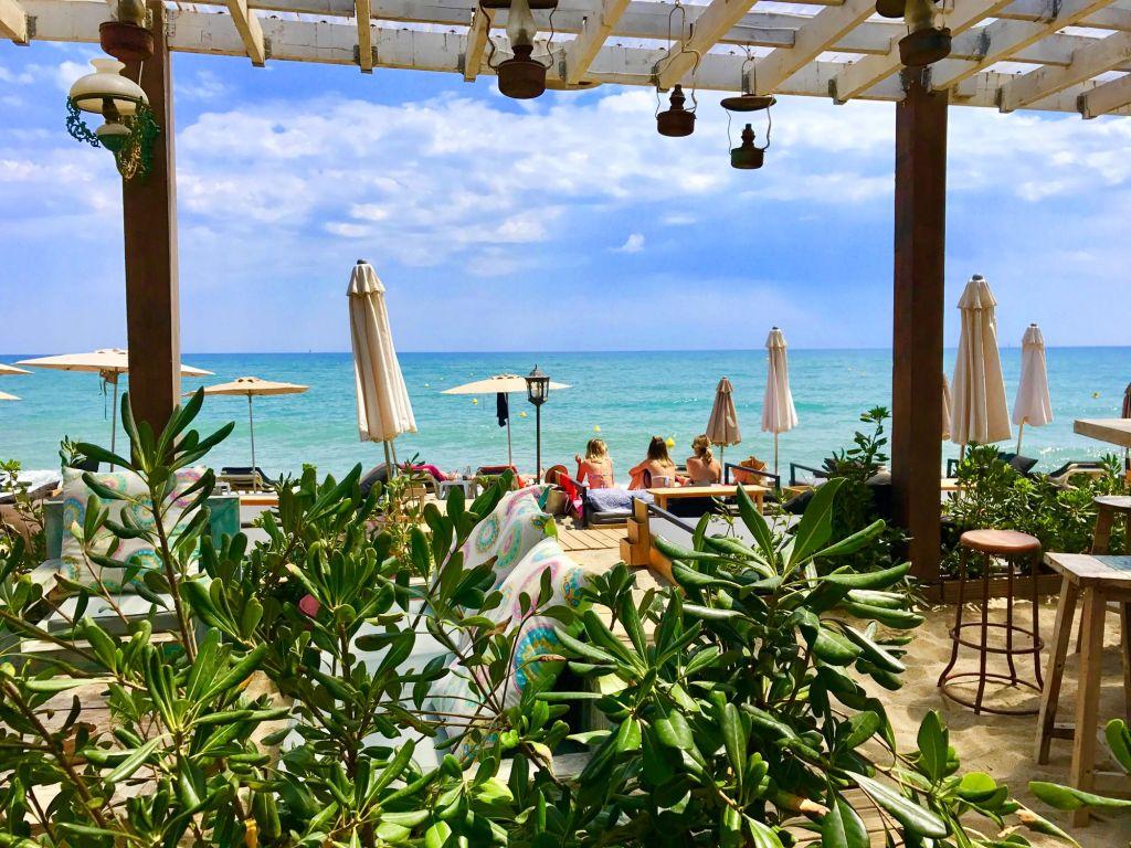 club plage meilleur restaurant plage torreilles