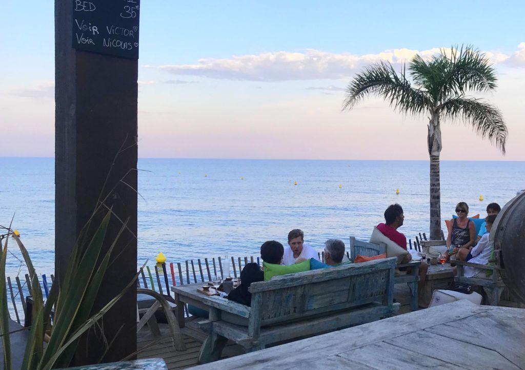 club plage proche perpignan 66