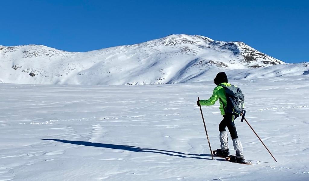 ski nordique puigmal cerdagne pyrenees