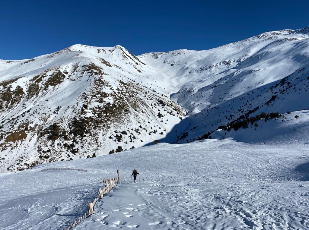 spot ski nordique gratuit pyrenees puigmal