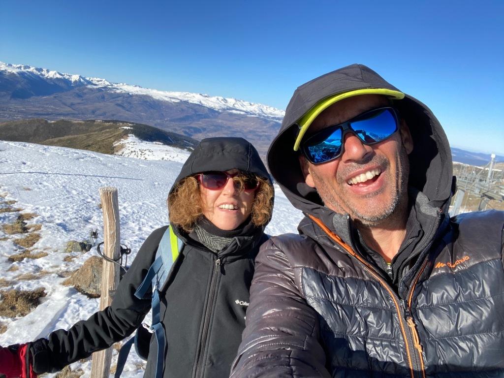 Claudia et Nuno