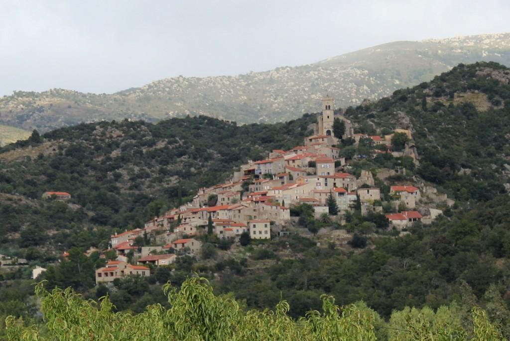 le village eus plus beau village de france sud 66