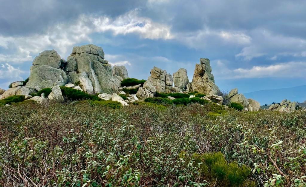 col del tribes dolmen Eus