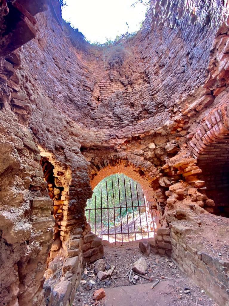four des mines de fer du salver taurinya canigou fillos batere
