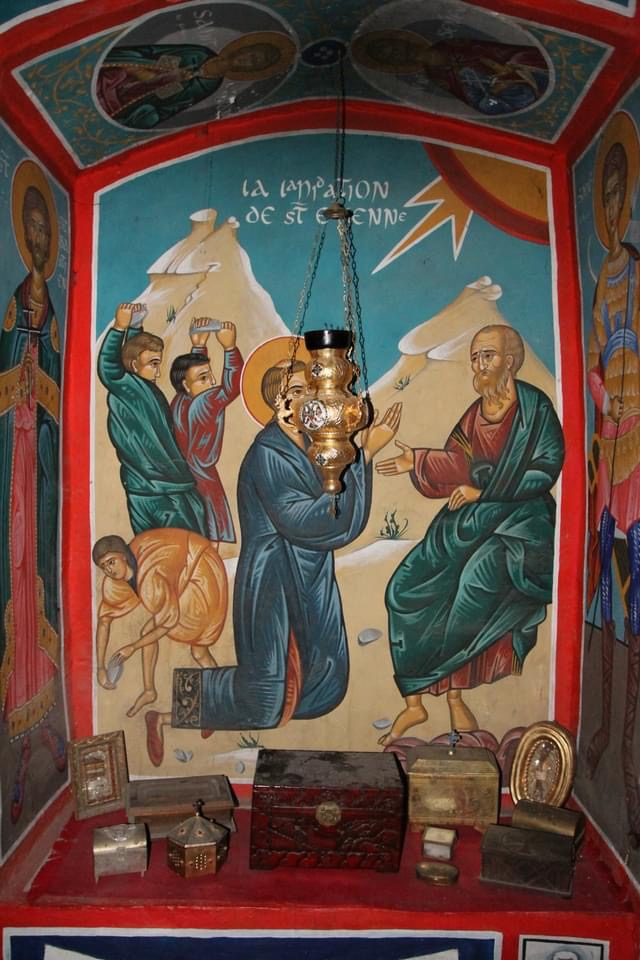 ermitage othodoxe canigou clara villerach icone pere cassien isolite balade