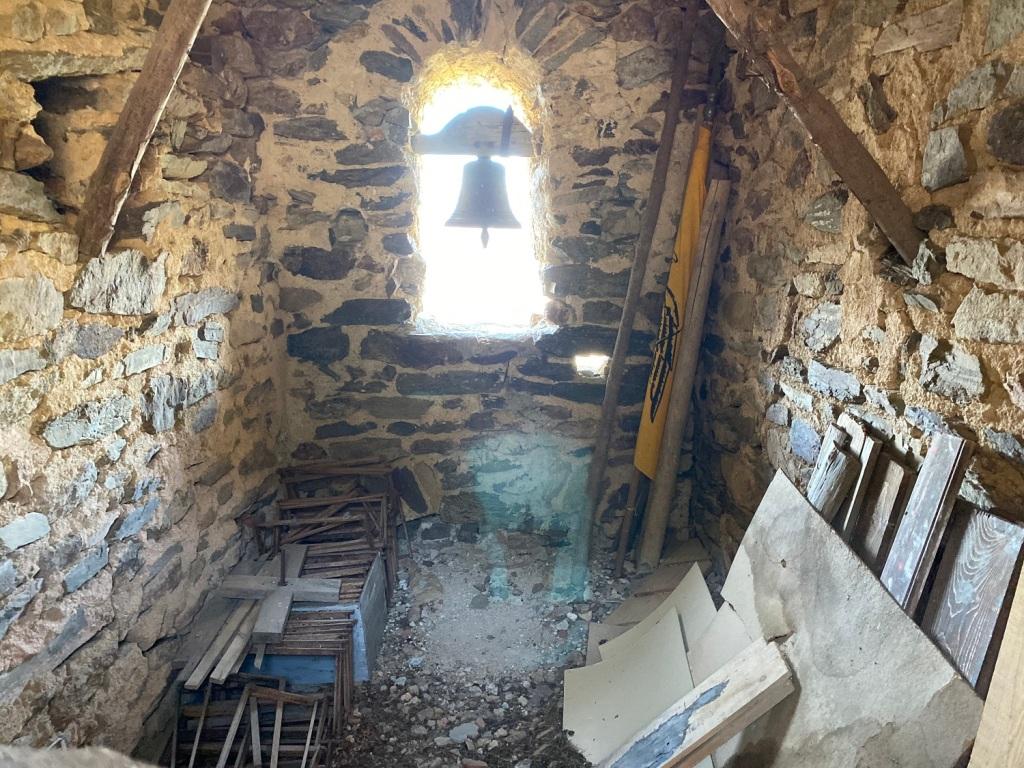 La petite chapelle de Sant Esteve dels Pomers  villerach