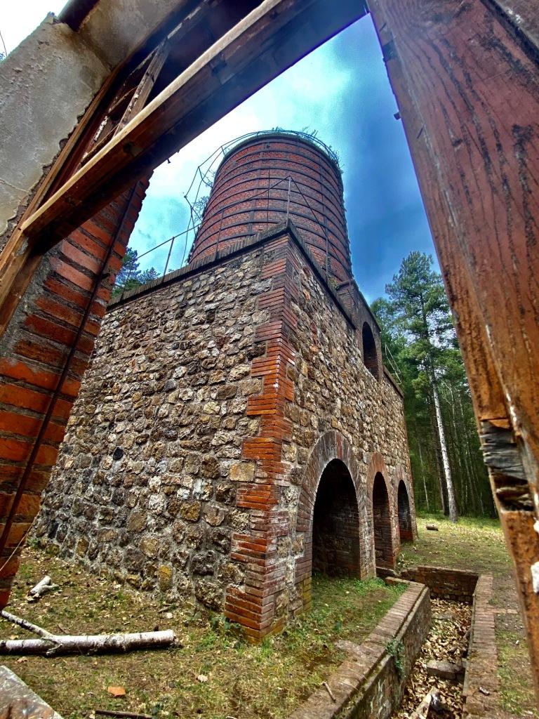 four des mines de fer du salver taurinya canigou fillos el taller