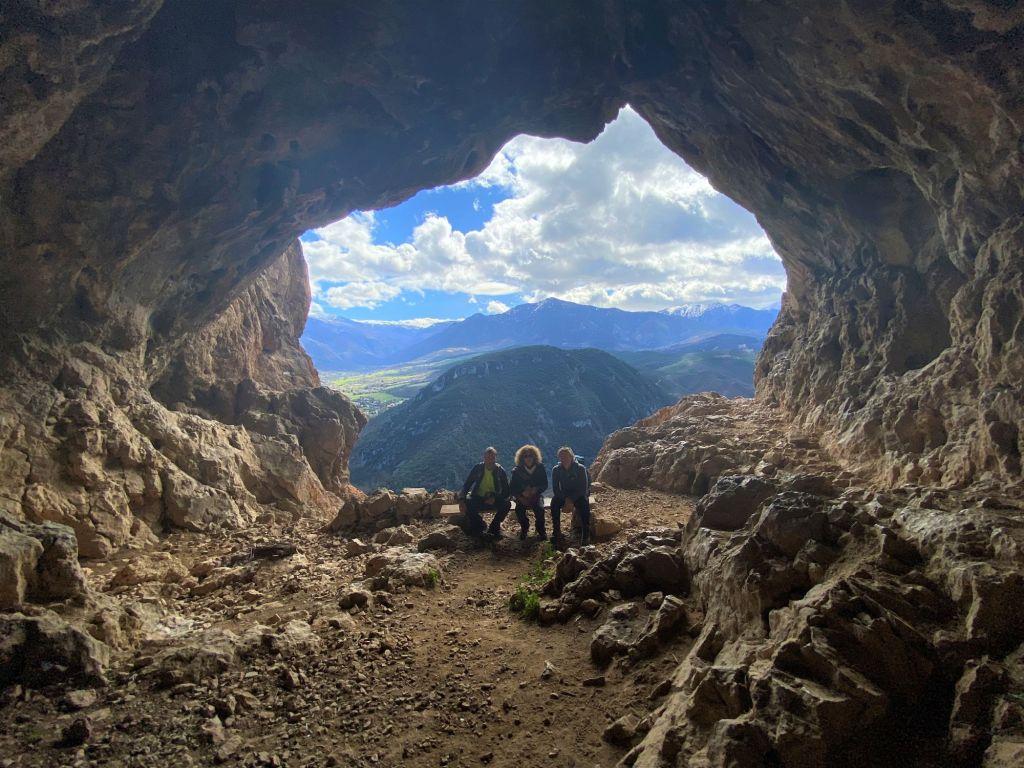 grotte secrete et gratuite villefranche de conflent