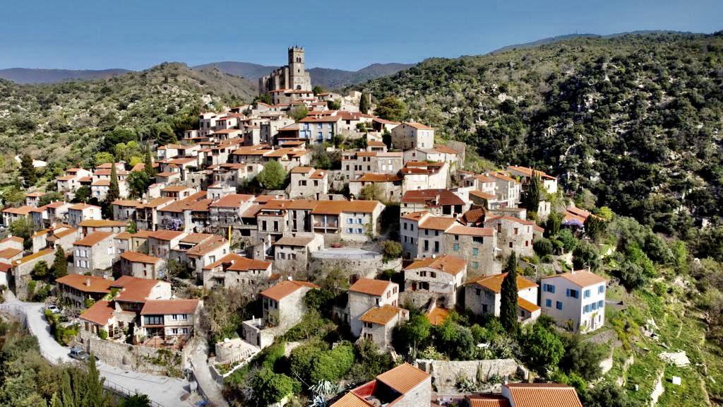 le plus beau village de france village prefere des francais catalan eus pyrenees orientales sud
