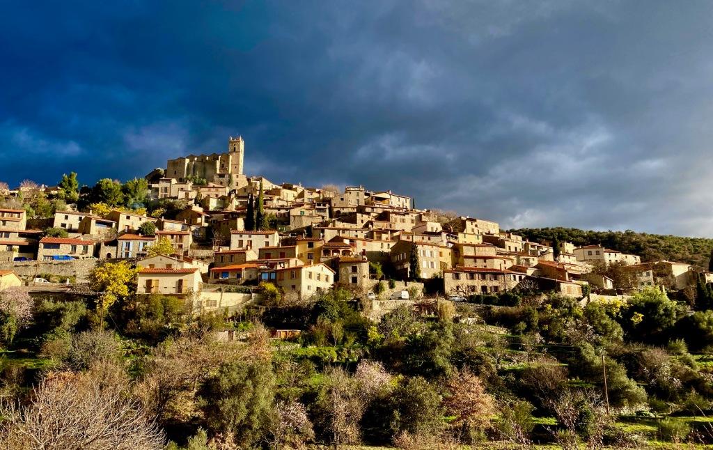 le plus beau village de france village prefere des francais catalan eus pyrenees orientales