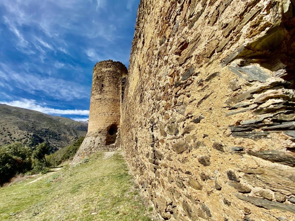 forteresse catalane evol olette thuès