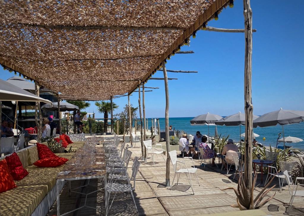 quel est le meilleur restaurant de plage à torreilles sur la cote perpignan